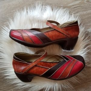 Spring step boulevard mary jane shoes 9